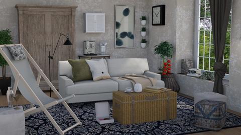 Steenish - Living room  - by Thrud45