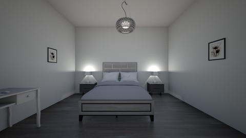 Teen Room - Modern - Bedroom  - by Rilee56