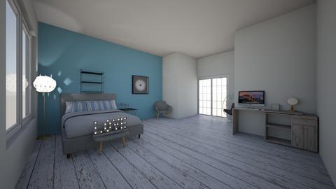 teen room  - Bedroom  - by addifuller