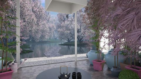 blossom - Garden  - by chania