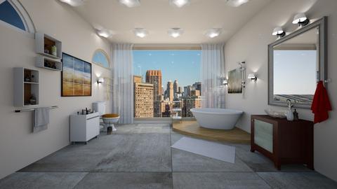 Bathroom  - Global - Bathroom  - by khinphyucinhtet