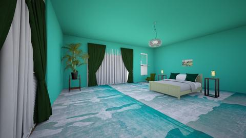 Greeny - Classic - Bedroom  - by Oyisha
