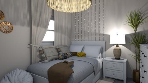 teenager - Bedroom  - by GaliaM