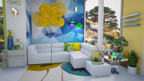 Ariner Living Room - Modern - Living room - by sam_jbrown