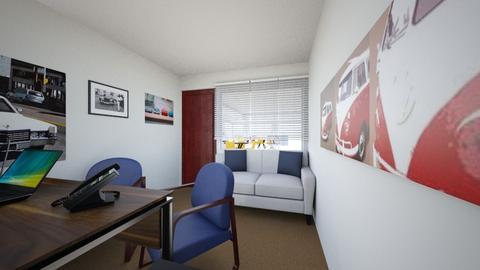 Car Dealer's Office - Office  - by SammyJPili