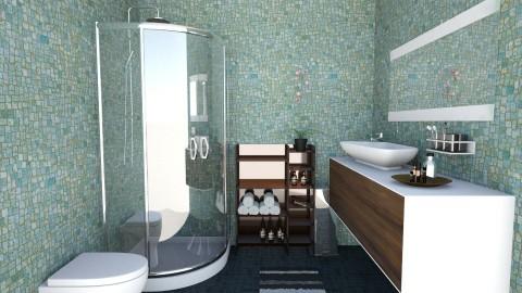 Bathroom - Bathroom  - by singerofthefall