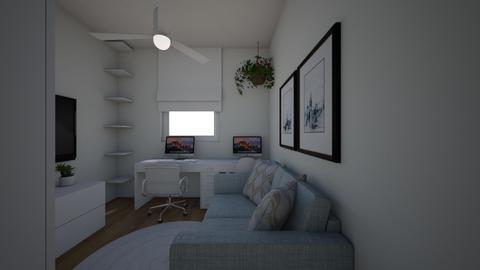 Office Ben 1 - Office  - by erlichroni