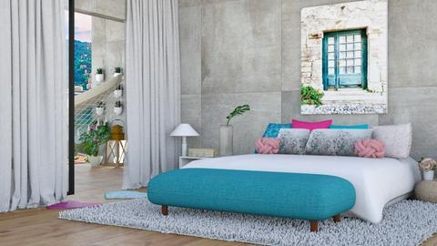 Aurora - Bedroom  - by _luciasalvador