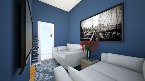 condo 2 - Modern - Living room - by edjsueno
