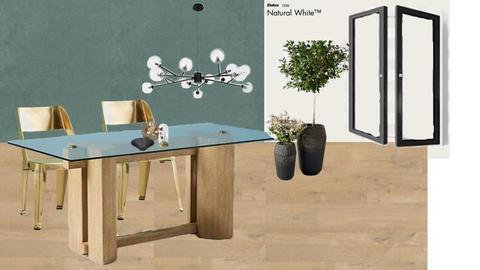 Dining room  - by mili lobo