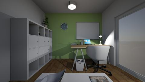 Nora office - Global - Office  - by katabt04