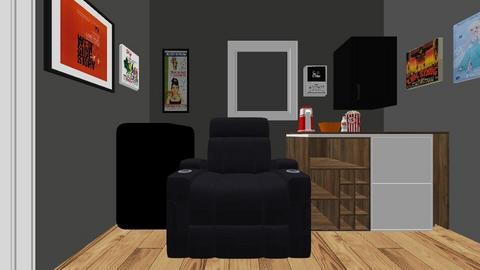 room updated - Bedroom  - by citlaly padilla