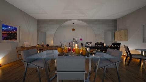 kitchen - Modern - Kitchen  - by malithu damsath