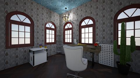Athena Office - Office - by TheBlackLodge