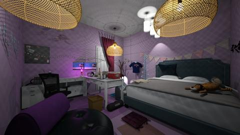 GAMING - Bedroom  - by miissyyyass