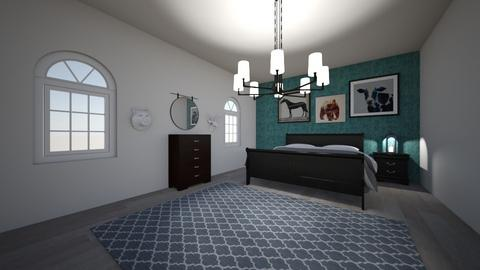 Romero Bedroom - Modern - Bedroom  - by hartness paxtyn