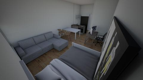 axel  - Living room  - by axehag