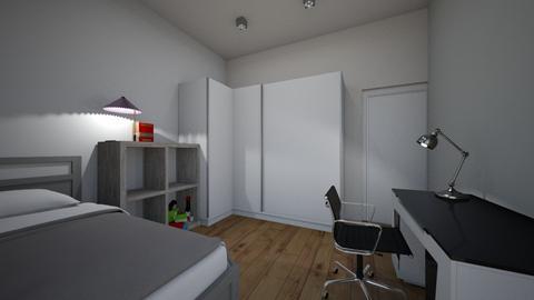 simon - Kids room  - by eliskat