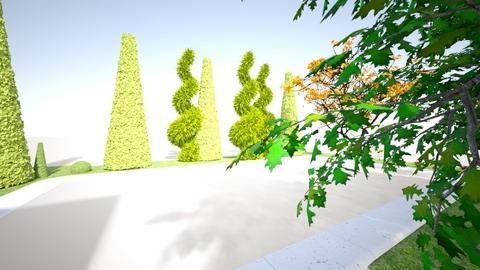 Jardin - Classic - Garden  - by MamieRiri