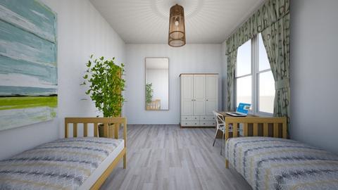 2 - Classic - Bedroom  - by Twerka