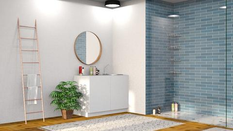 Bathroom Contest Design - Modern - Bathroom  - by Doraisthe_nameofmydoggo12345