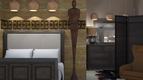 Small Bedroom 39 - Classic - Bedroom  - by XiraFizade