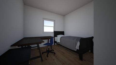 mi cuartico uwu - Modern - Bedroom  - by SAnti228
