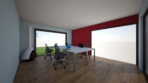 oonie office open1 - Office  - by oonie