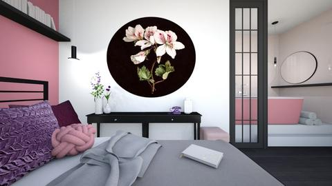 Flower tones - by Esko123