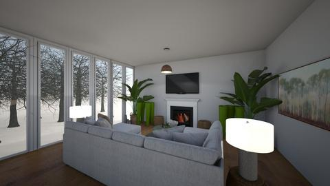 vacation living room - Living room  - by laurendesigns20