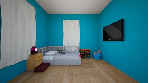 Bedroom lifestyle - Modern - Bedroom  - by FouA