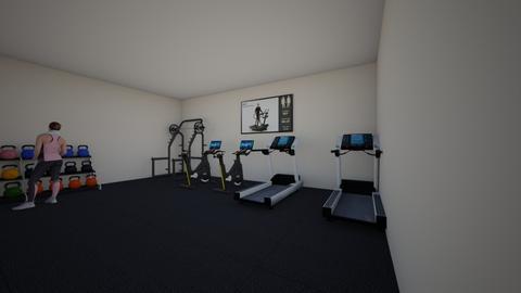 Smaller Gym - by xxAveBearxx