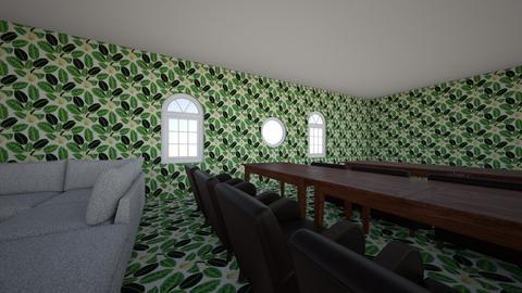 classroom - Vintage - by bert1545