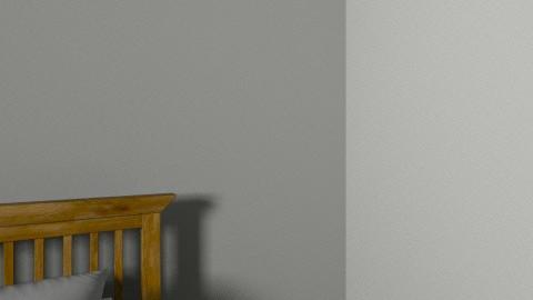 bedroom1 - Minimal - Bedroom  - by djwhite43