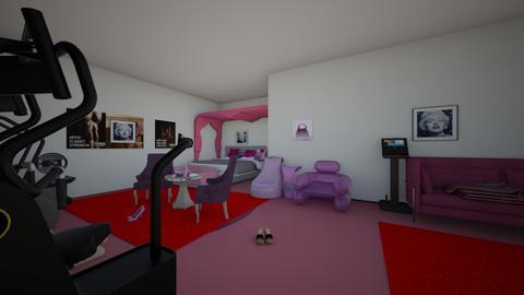 sexyhannasroom - Glamour - Living room  - by hannaundsophie