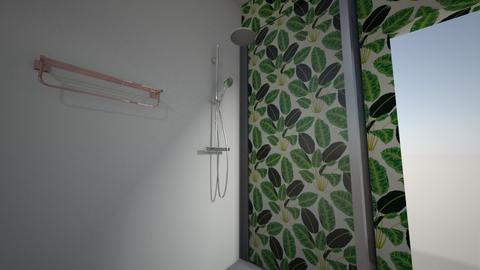 emilie bathroom design - Bathroom  - by emiliebarlow