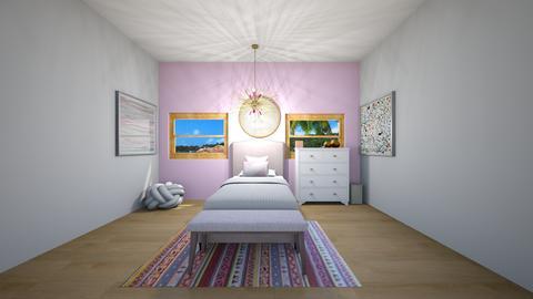 basic room - Minimal - Kids room  - by katemarsh