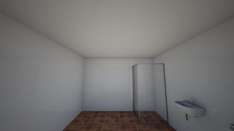 Badrummet - Bathroom  - by HansAreskoug