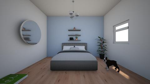 Small room into large - Modern - Bedroom  - by AshleyCopto
