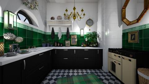 Bohem kitchen - by RonRon