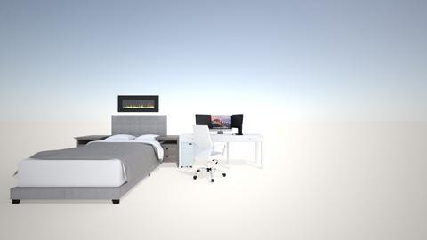 roomoffice - Bedroom  - by spotlight_dream