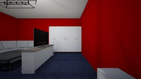 Sil Laureys 2steml - Bedroom  - by sil laureys