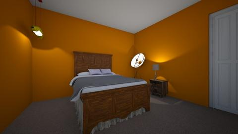 another room - Bedroom  - by hpperrine
