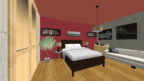 ffsfs - Glamour - Bedroom - by Ritus13