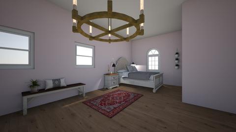 katelyn - Bedroom  - by larrythelobster