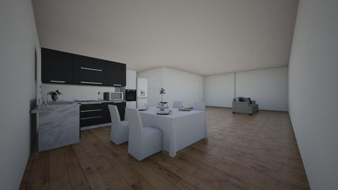 giulia02 - Modern - Kitchen - by GiuliaCh