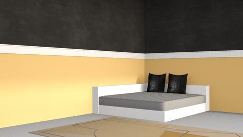 remix_bed template - Bedroom  - by designkitty31