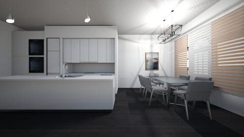 Kitchen - Modern - Kitchen  - by Charginghawks