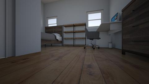 Home Ec Emilia Boccini - Bedroom  - by eboccini