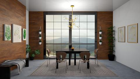 Luxury Cabin Window - Modern - Bedroom  - by deleted_1623825262_Lulu12345678910